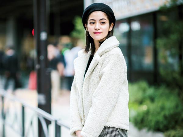 おしゃれかわいい♡ベレー帽が決め手の冬コーデ4選