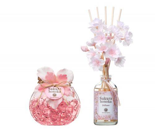 毎年大人気!桜満開のコレクションが今年も登場