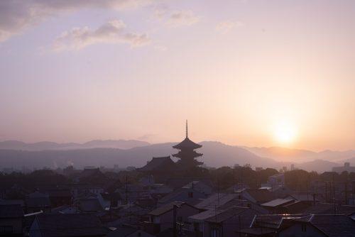 美しすぎる最高の朝活!京都で絶景の朝焼けを見る方法