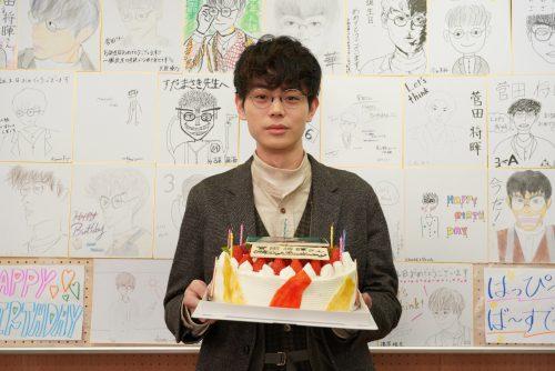「3年A組」生徒が菅田将暉の26歳の誕生日をサプライズでお祝い!