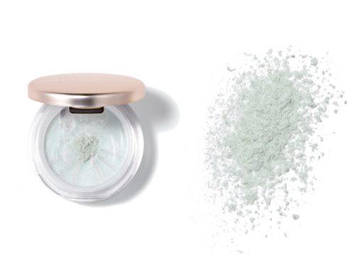 夕方のくすみ顔には魔法のグリーンハイライトが効く!