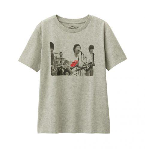 GU×ザ・ローリング・ストーンズのTシャツ登場。色違いで集めたい!