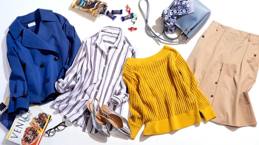 【明日なに着る?】この春はチェックが来る!リネンシャツの知的な着こなし