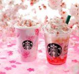 スタバの次は「SAKURA」♡ドリンクもグッズもピンクでかわいい!