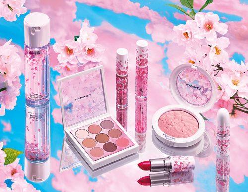 かわいすぎる…!M・A・Cの桜コレクションはパケ買い必須
