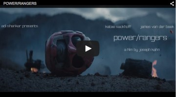"Does Joseph Kahn's Power/Rangers ""Fan"" Film Fall Under Fair Use"
