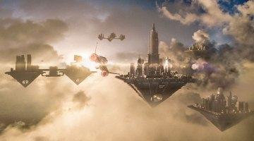 The Making of a Successful Kickstarter Campaign for an Epic Sci-Fi Series Promo