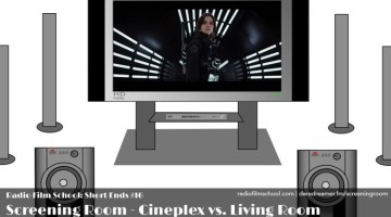 Sean Parker's Screening Room: Cineplex vs. Living Room [SE16]