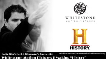 "Whitestone Motion Pictures Making ""History"" [RFS-FJ14]"