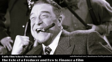 The Role of Producers and How to Finance a Film [RFS-SE19]