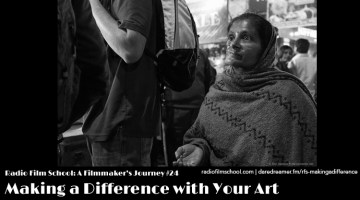 Making a Difference with Your Art [RFS-FJ24]