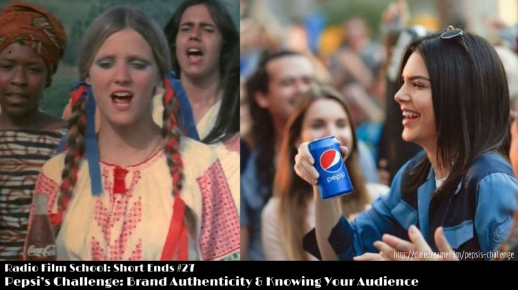 Pepsi's Challenge: Brand Authenticity and Knowing Your Audience [PODCAST]