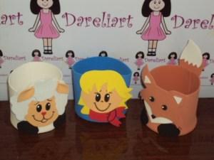 Lembrancinha Do Pequeno Príncipe 10×10 Cm – Dareliart