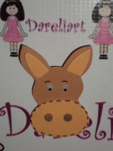 Aplique Cavalinho - Fazendinha - Dareliart (2)
