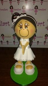 Boneca Religiosa em Eva 3d - Dareliart (2)