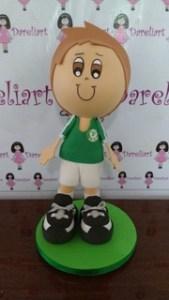 Boneco do Palmeiras em Eva 3d - Dareliart (2)
