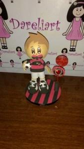 Boneco do Flamendo Bebê em Eva 3d - Dareliart (3)