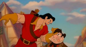 Gaston, Lefou, Beauty & The Beast, 1991, Disney