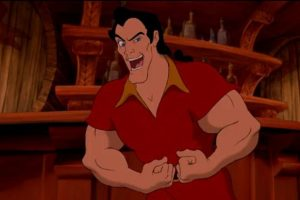 Gaston, Beauty & The Beast, 1991, Disney