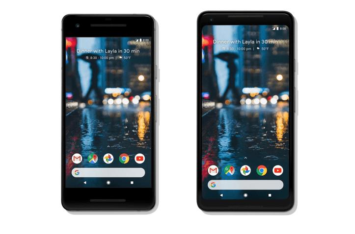 Google Pixel and Pixel XL 2017