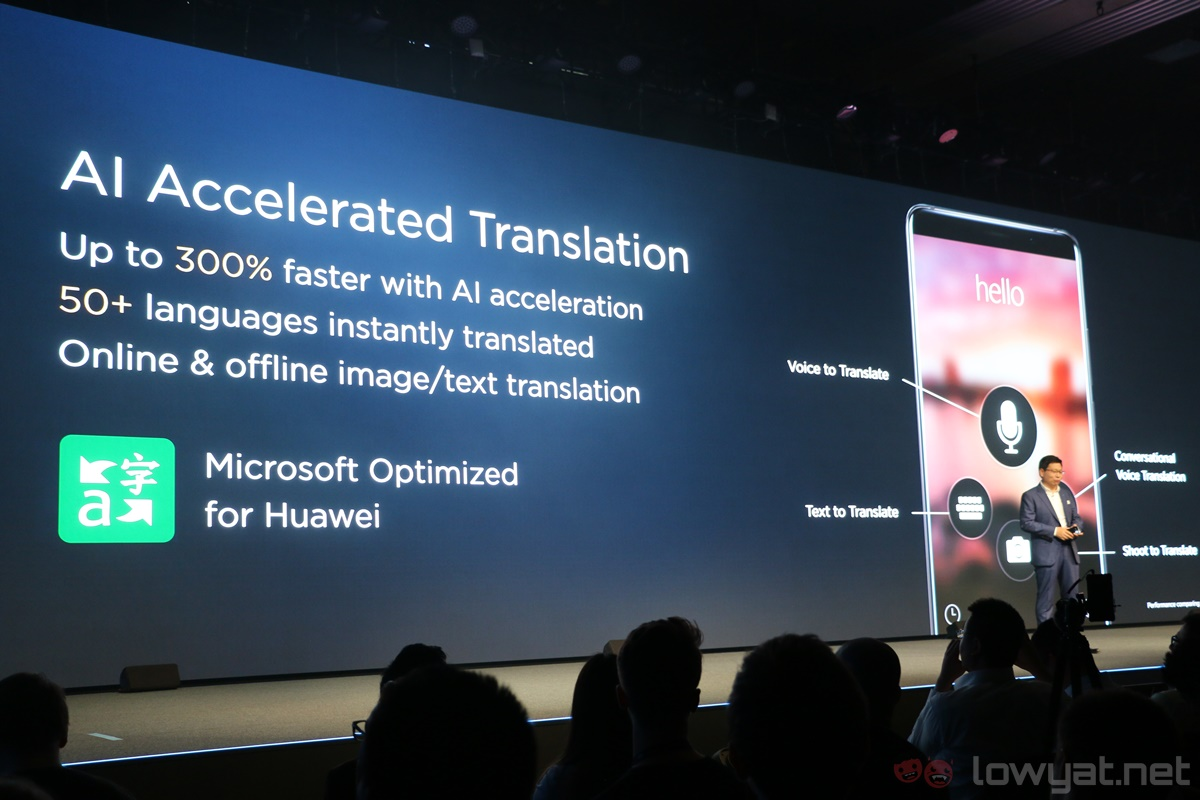 AI Accelerated Translation Photo