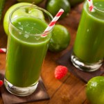 alkalize your body with green drinks