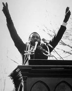 """Dick Gregory (1969) - """"Being healthy is a revolutionary act."""""""