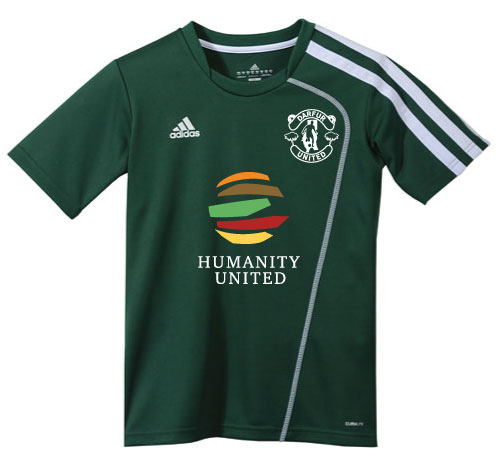 2014 Darfur United  Jersey (mock-up)