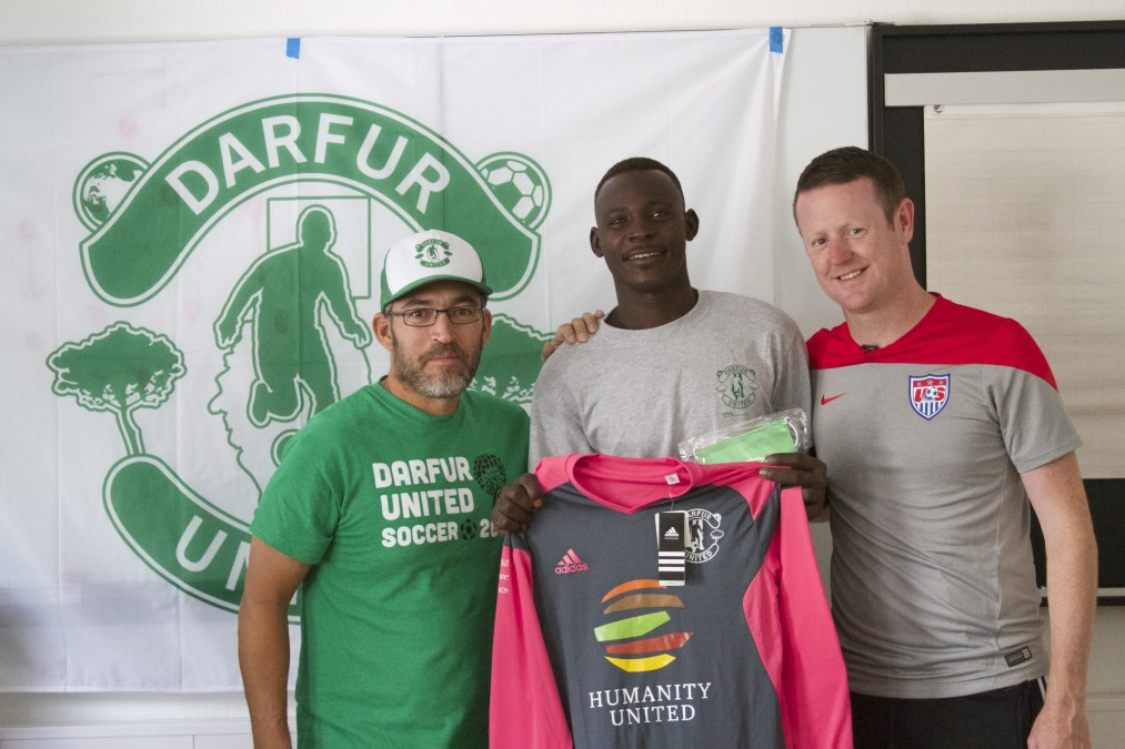 Take Part in Darfur United's Story