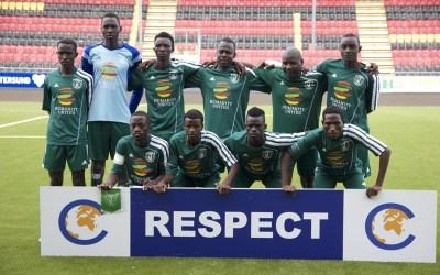 Change in Seasons: Darfur United Team Training Camp
