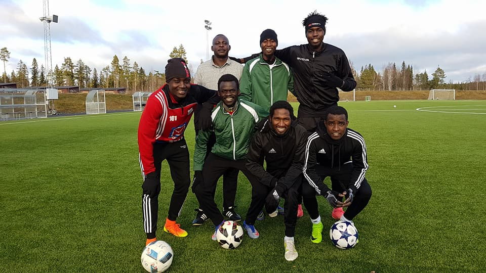 Spring in Ostersund: Darfur United League Play and the CONIFA World Football Cup