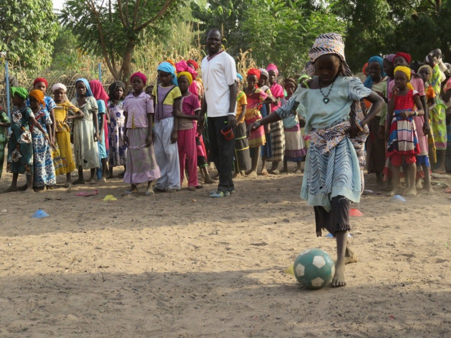 The First-ever Soccer Team for Darfuri Refugee Women to be Created Fall 2018