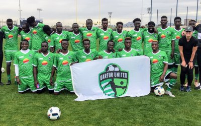 Darfur United qualifies for World Football Cup 2020