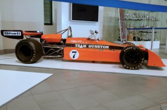 The John Love March Formula One Racer.