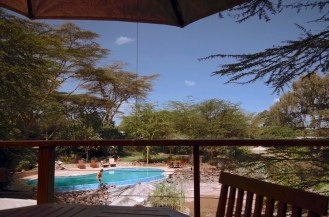 A sunny day at Wildebeest.