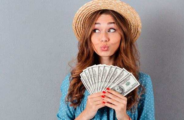 43 Способа, Как оригинально подарить Женщине Деньги (в ...