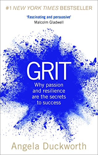 "Cover of the book ""Grit"" by Angela Duckworth"