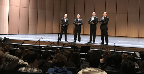 Touring Russian Singers Perform at Darien High School ...