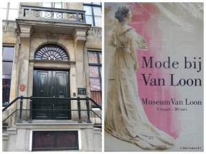 Entrance Museum van Loon 001 300x225 - The history of a Fashionable Family in Amsterdam