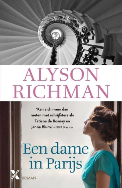 Boek review | Een dame in Parijs door Alyson Richman