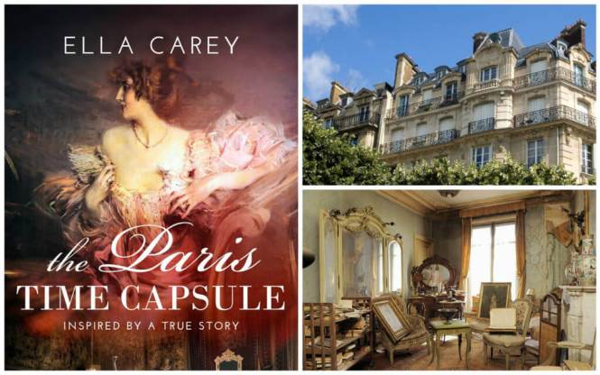 Boek review | The Paris Time Capsule door Ella Carey