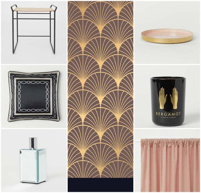 Art deco HM Interieur inspiratie 1024x982 - Interieur inspiratie | The Art of Art Deco van H&M Home