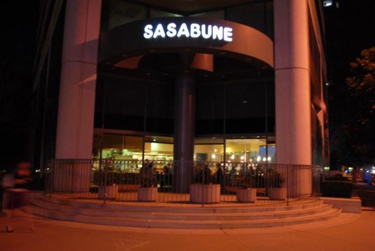 Sushi Sasabune – 3/15/10