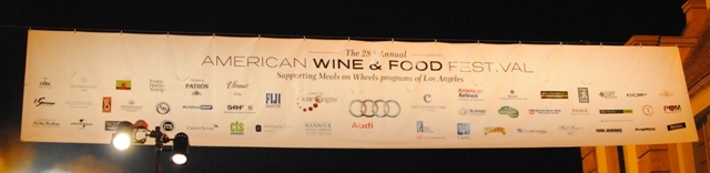 American Wine & Food Festival – 9/25/10
