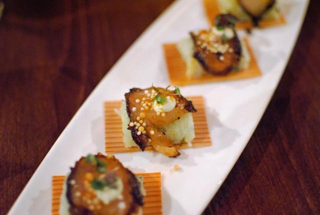 Test Kitchen: Haru Kishi – 11/16/10