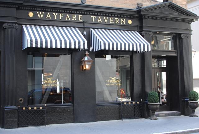Wayfare Tavern – 11/29/10