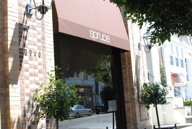 Spruce (San Francisco, CA)