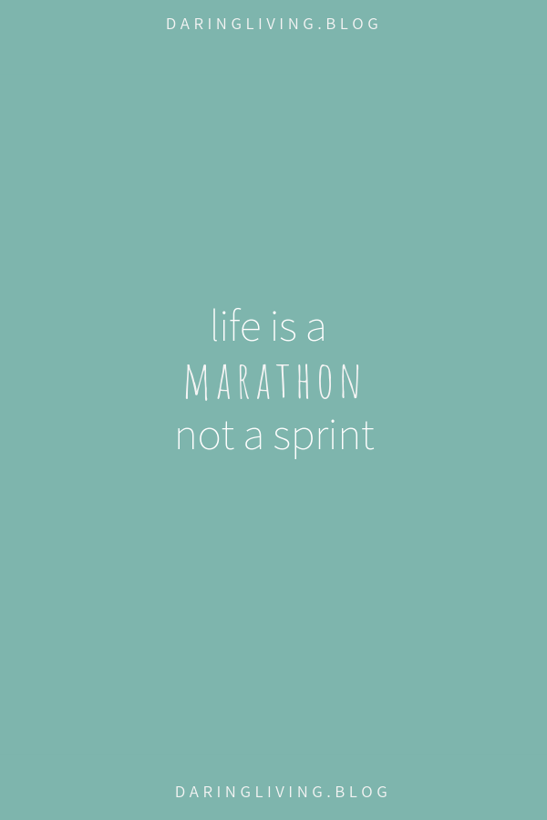 Life is a marathon, not a sprint. Self care is crucial for your long term growth. Here are some simple self care tips and ideas for the mind, body, and soul. Daring Living #daringliving #selfcare #selfcareideas #habits #selflove #personaldevelopment #personalgrowth #journaling #selfdevelopment #mindset