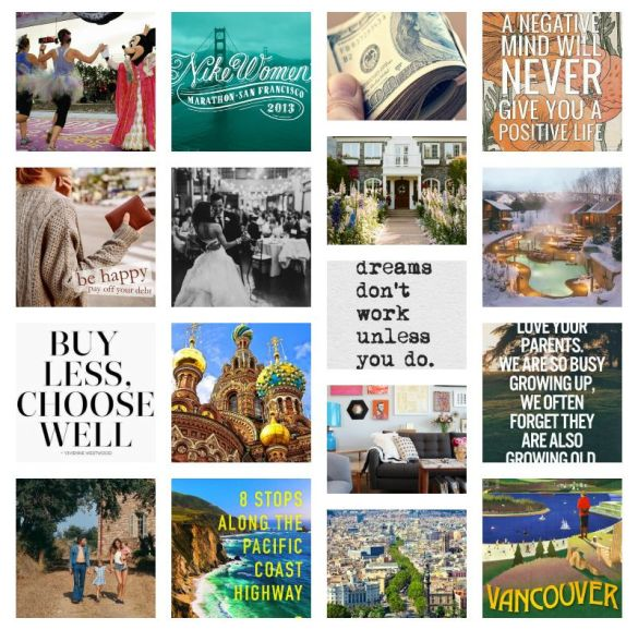 How To Create A Vision Board That Actually Works + FREE 5