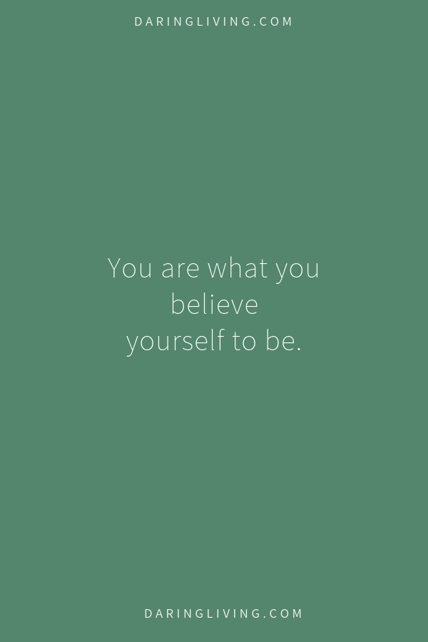 You are what you believe yourself to be. Important lesson I learned from life coach certification training + my current life update. #daringliving #lifecoach #lifecoaching #personaldevelopment #selfhelp #selfgrowth #priorities #timemanagement #bloggers #mindfulness